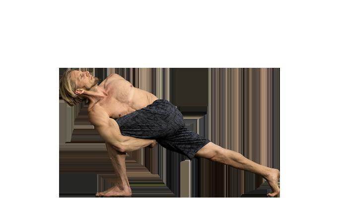 Parivrtta Parsvakonasana - Yoga Personal Training